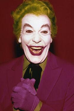 Joker batman '66