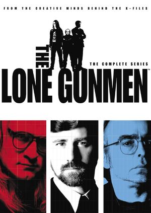 LoneGunmen1Cover