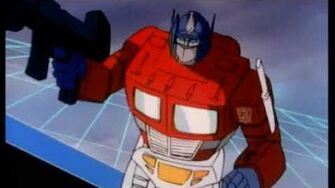 Transformers Season 1 Intro HD