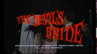 Trailer The Devil's Bride aka The Devil Rides Out (1968)