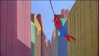 Spider-Man 1967 TV Show Intro