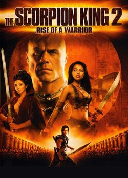 The Scorpion King 2 Rise of a Warrior