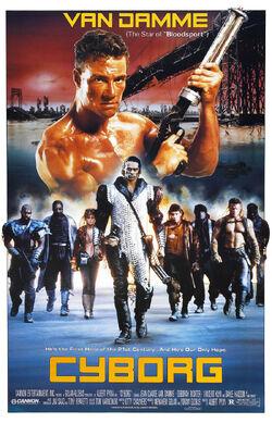 Cyborg 1989