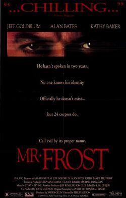 Mister Frost 1990