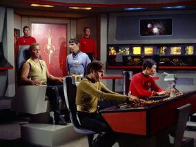 Alternate enterprise-ISS-1701