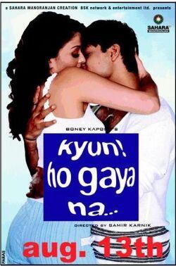 Kyun Ho Gaya Na