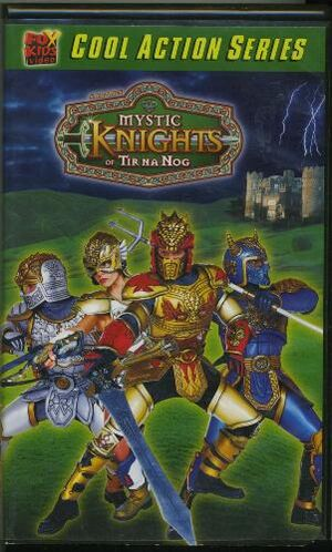 The Mystic Knights of Tir Na Nog
