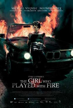 The Girl Who Played with Fire 2009