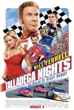 Talladega Nights The Ballad of Ricky Bobby