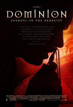 Dominion Prequel to the Exorcist
