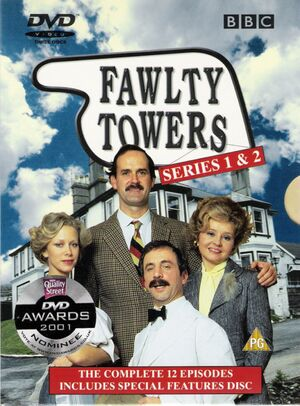 FawltyTowers1Cover