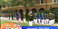 Today Show: July 4, 1995