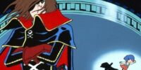Space Pirate Captain Harlock (Anime)