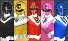 Power Rangers Blitz
