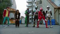 Super Hero Worries 2 ~Kamen Rider Birth's Story~