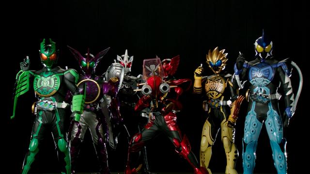 File:Gokai Change - Kamen Rider OOO.png