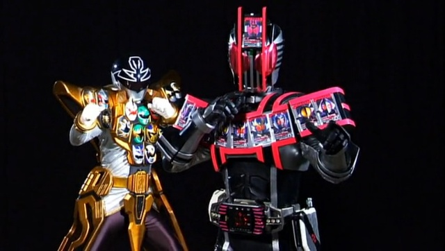 File:Decade Complete Form and Gokai Silver Gold Mode.jpg