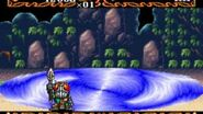The Great Battle III ザ・グレイトバトルIII Game Sample - SNES SFC