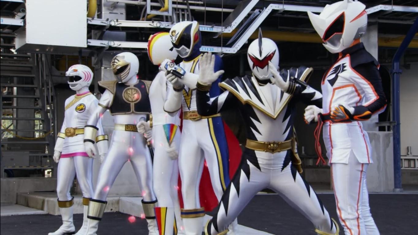 Super Sentai Wiki - #GolfClub