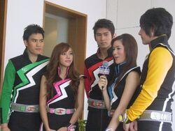 Sport Ranger Season 2 cast