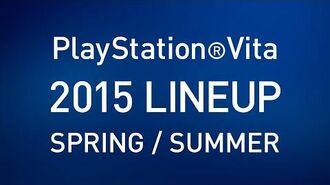 遊ぶゲームは決まったか。PlayStation Vita 2015春夏ラインナップ