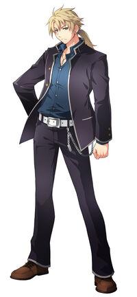 Shio Takahata School Uniform