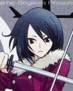 Minami manga