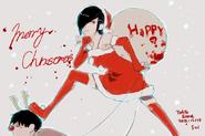 Sui Ishida Illustration on Dec 24, 2012