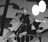 Tsukiyama shows up on Rushima