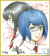 Jack Theater Special Art Arima and Minami