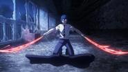 Dual-wielded Yukimura