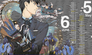 Special Illustration Calendar 2015 05-06