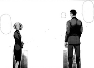 Amon's first meeting with Akira
