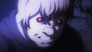 Young koma devil ape