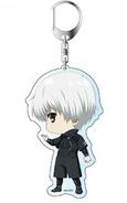 White-Haired Kaneki's keychain