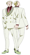 Yamori anime design full view