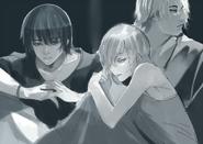 Kirishima Birthday Illustration
