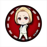 Naki's can badge