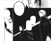 Arima and Furuta's encounter