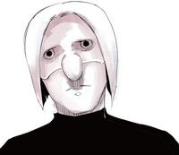 Katou Sumiharu Mask