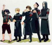 Suzuya Squad members.jpg