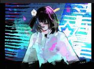 Ishida's illustration of Ano