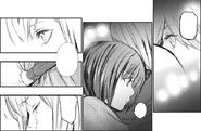 Akira hugs Hinami
