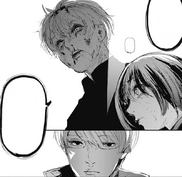 Haise asks Arima for the ownership rights