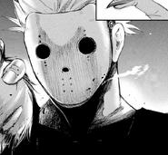 Yamori's mask manga