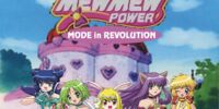 Mew Mew Power: Mode in Revolution