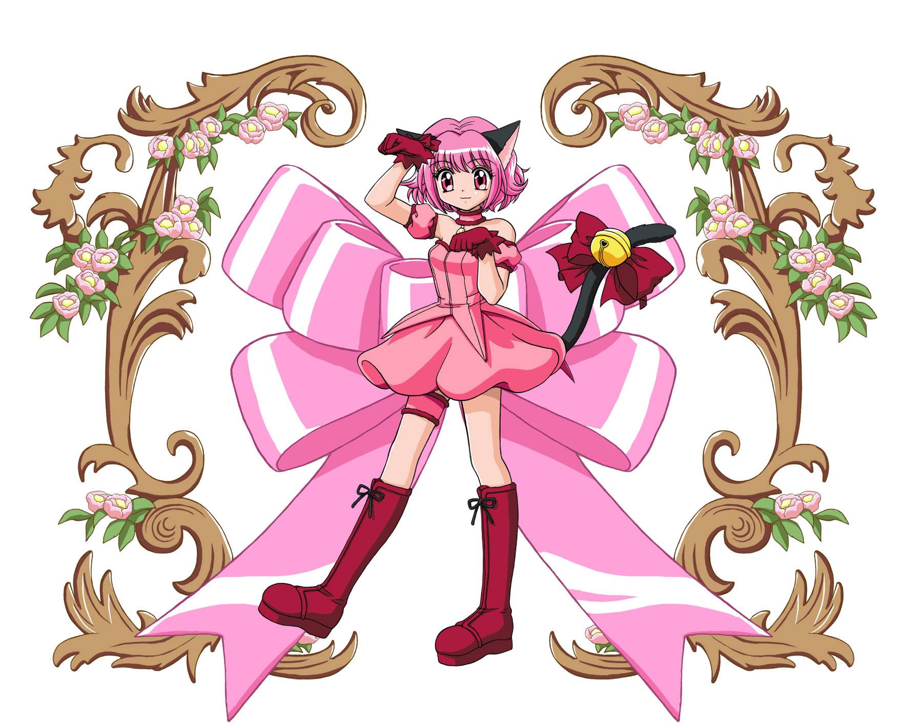 ichigo momomiya tokyo mew mew fanon wiki fandom