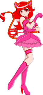 Mew Fire PNG