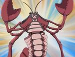 Predasite Lobster