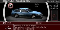 Rolling Guy 4